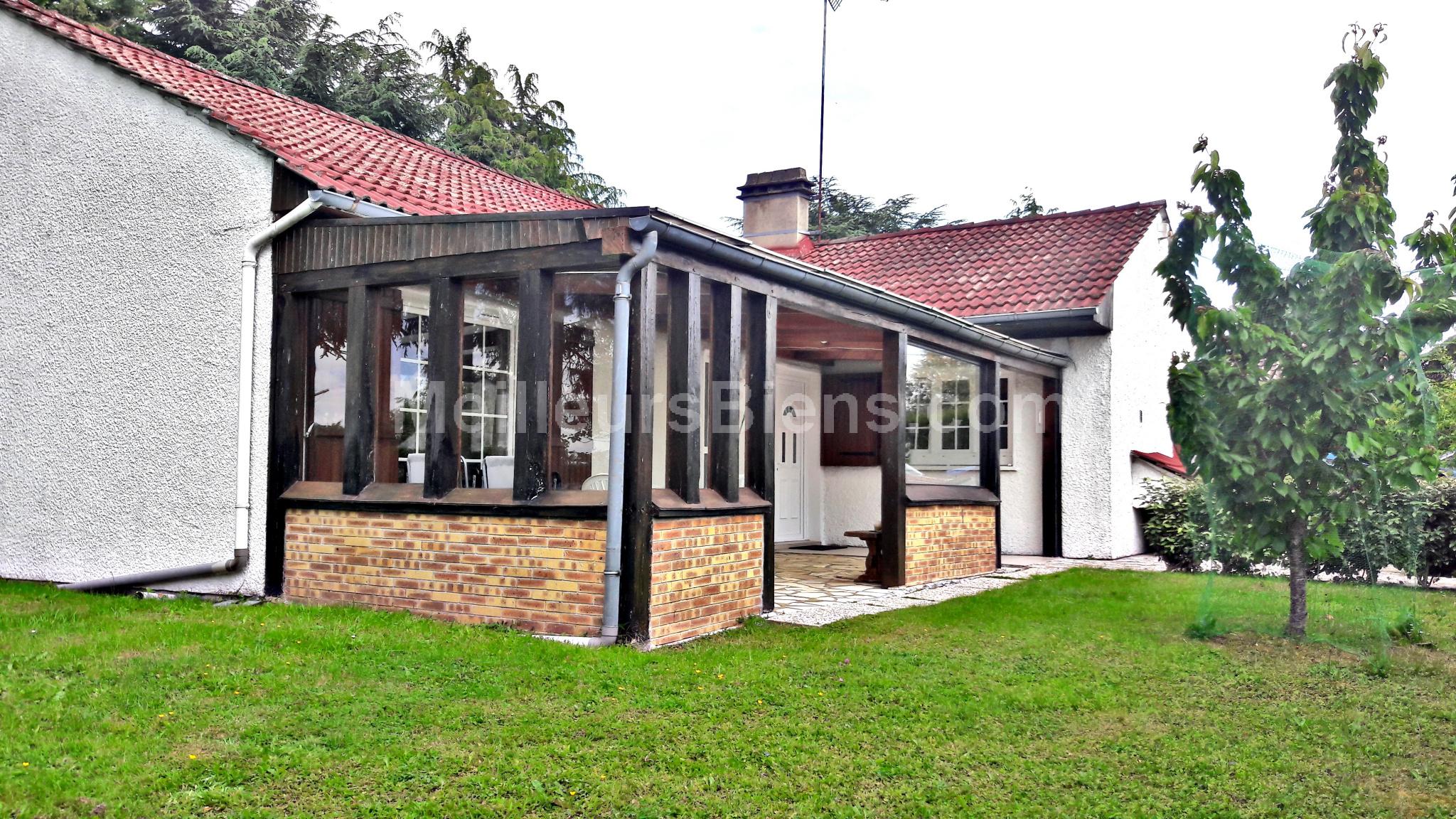 Maison De Campagne Vexin vente maison magny-en-vexin (95420) sur le partenaire